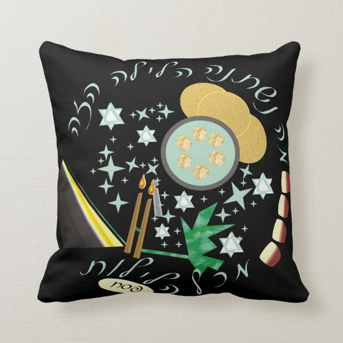 Passover Pillow