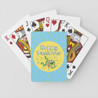 """Passover Playing Cards """"Hoppy Passover"""""""