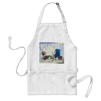 passover seder adult apron