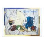 Passover Seder Invitación 12,7 X 17,8 Cm