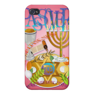 Passover Seder  iPhone 4 Cover