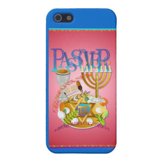 Passover Seder iPhone 5 Carcasas