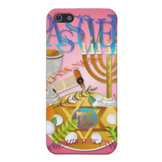 Passover Seder iPhone 5 Fundas
