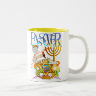 Passover Seder Mugs