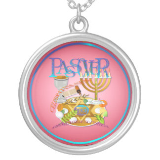 Passover Seder Necklace