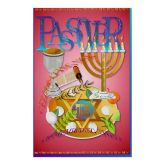 Passover Seder Posters
