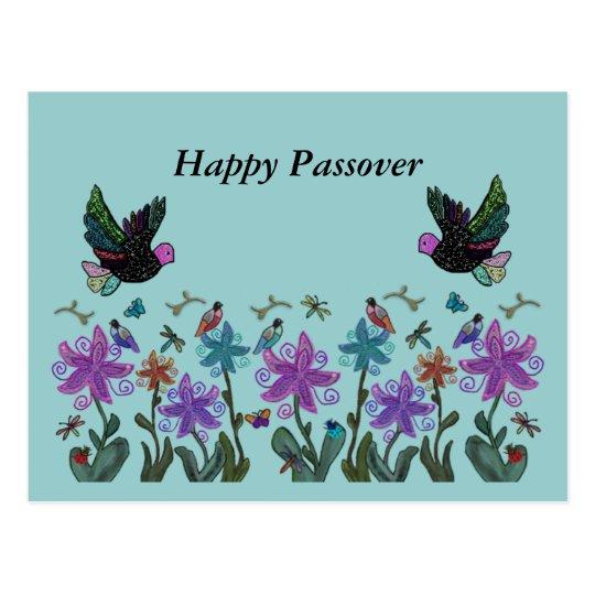 Passover True Freedom Postcard