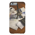 Passport and memorabilia barely there iPhone 6 case