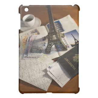 Passport and memorabilia cover for the iPad mini