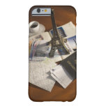 Passport and memorabilia iPhone 6 case