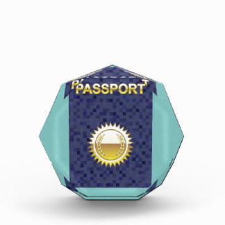 Passport Icon Award