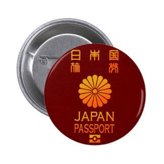 PASSPORT (JAPAN) PIN