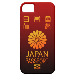 PASSPORT (JAPAN) iPhone SE/5/5s CASE