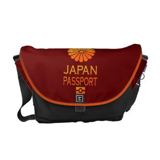 PASSPORT (JAPAN) COURIER BAG