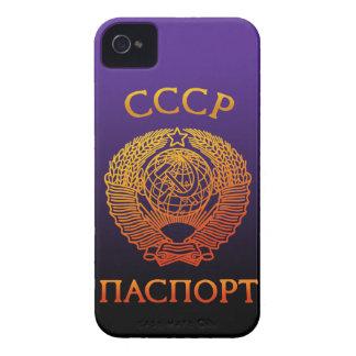 Passport soviet iPhone 4 Case-Mate case