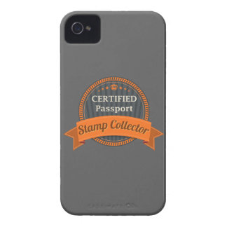 Passport Stamp Collector iPhone 4 Case-Mate Case