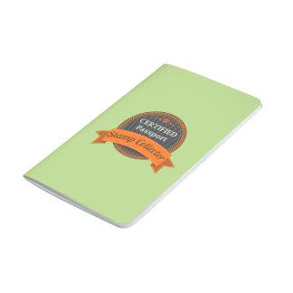 Passport Stamp Collector Journal