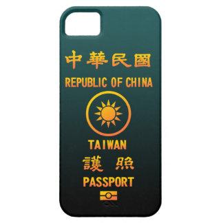 PASSPORT (TAIWAN) iPhone SE/5/5s CASE