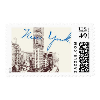 Passport to New York C by Ceci New York Postage