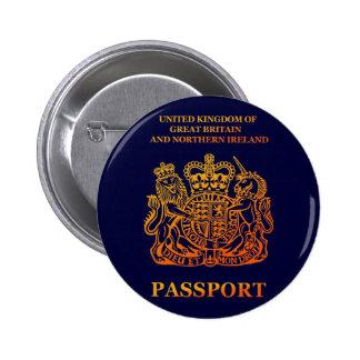 PASSPORT (UK) BUTTON