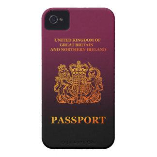 PASSPORT (UK) iPhone 4 CASE