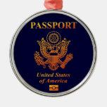PASSPORT(USA) オーナメント