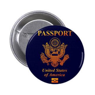 PASSPORT (USA) BUTTON