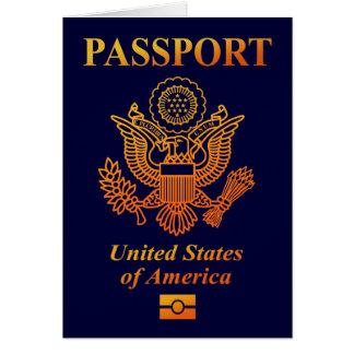 PASSPORT (USA) CARDS
