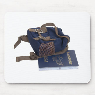 PassportBackpack080509 Mouse Pad
