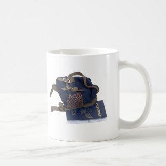 PassportBackpack080509 Classic White Coffee Mug