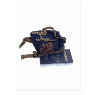 PassportBackpack080509 Postcard