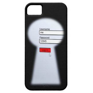 Password Security iPhone SE/5/5s Case