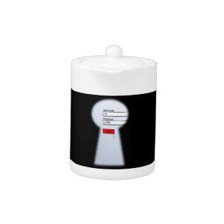 Password Security Teapot