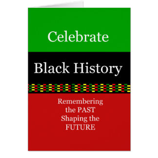 Past And Future BHM Notecards Greeting Cards
