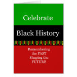 Past And Future BHM Notecards Card
