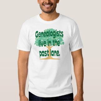 Past Lane Shirts