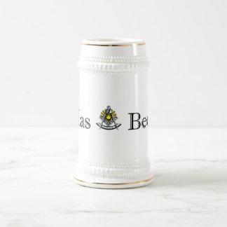 Past Master 18 Oz Beer Stein