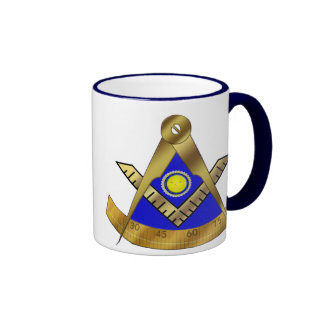 Past Master W SQUARE Mug