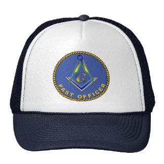 Past Officer Trucker Hat