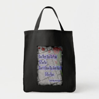 past people canvas bag