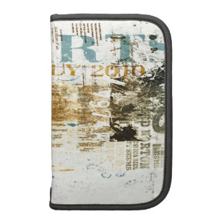 Past Posters - Rickshaw Smartphone Folio Folio Planner