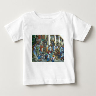 Past, present and future in Jerusalem, Holy City Baby T-Shirt