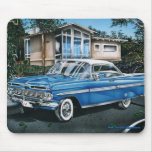 Past To Present 1959 Classic Mouse Pad