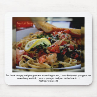 Pasta1 Mouse Pad