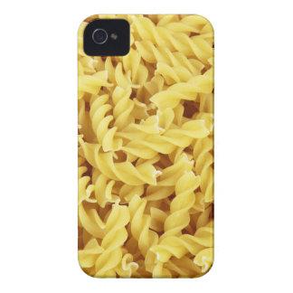 Pasta Background iPhone 4 Case-Mate Cases