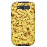 Pasta Background Samsung Galaxy S3 Cases
