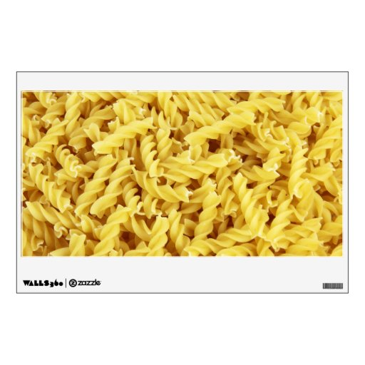 Pasta Background Wall Graphics