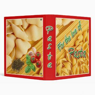 Pasta Binder