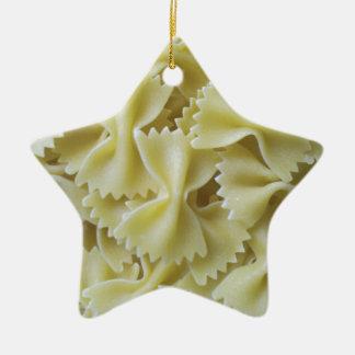 Pasta Ceramic Ornament