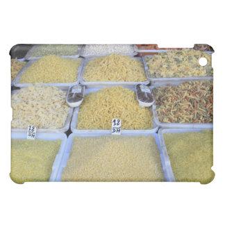 Pasta, Cereal, Basket, Italian Food, Market iPad Mini Covers